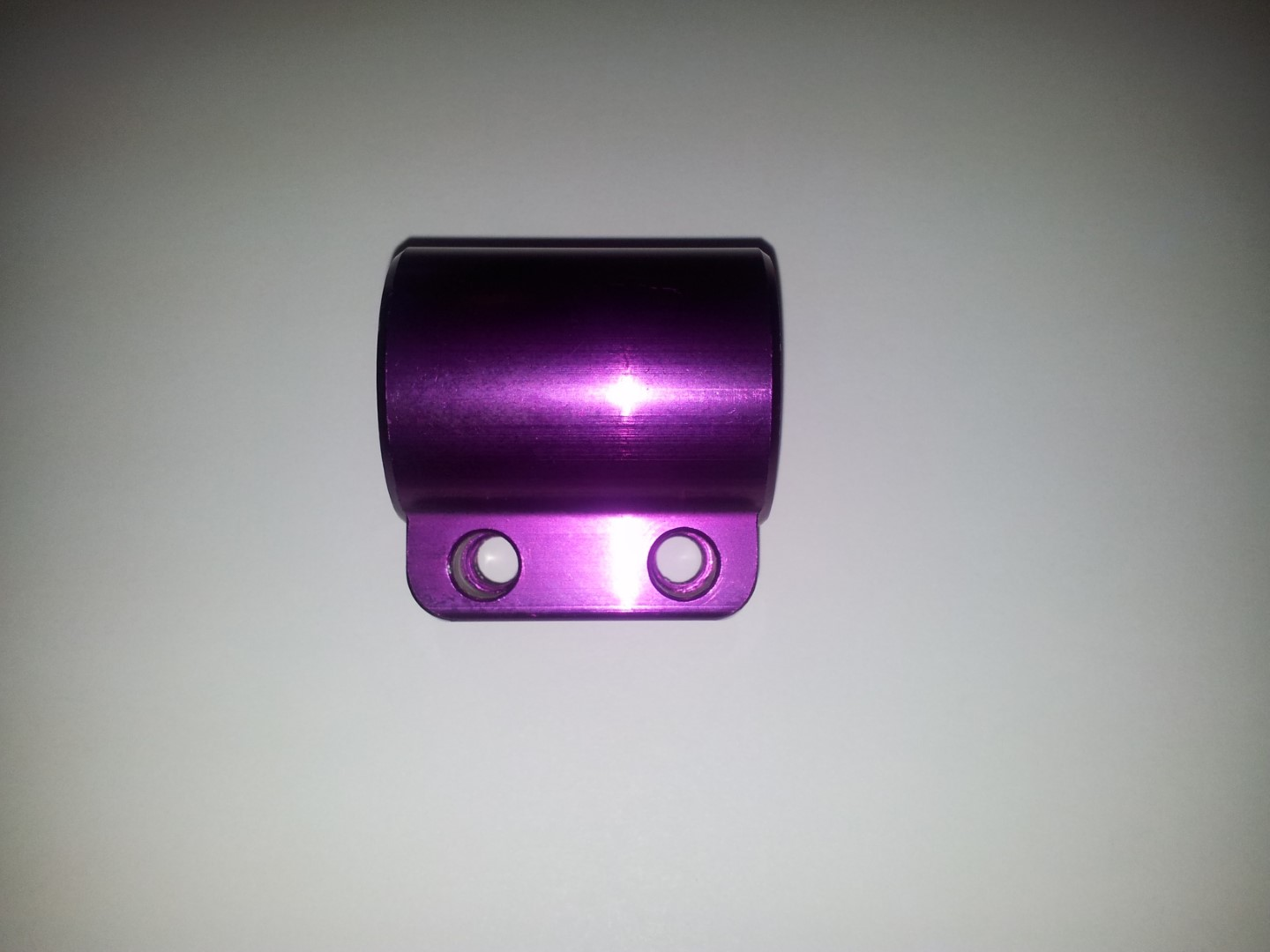 Torsion Bar Clamp Purple 32MM