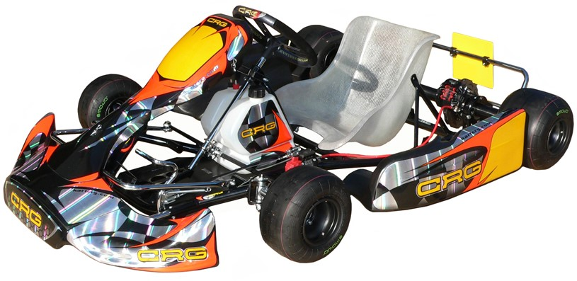 CRG-Kalifornia-Kart-with-125cc-Watercooled-Engine