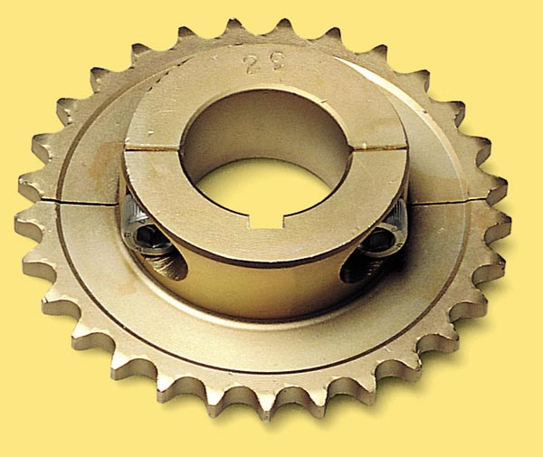 SPROCKET 25T 40mm KEY 8mm