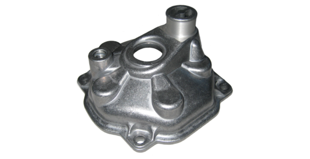 CYL.HEAD-WATER COVER THERMOSTAT TYPE