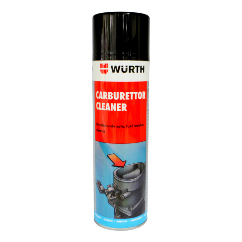 Wurth Carburettor Cleaner