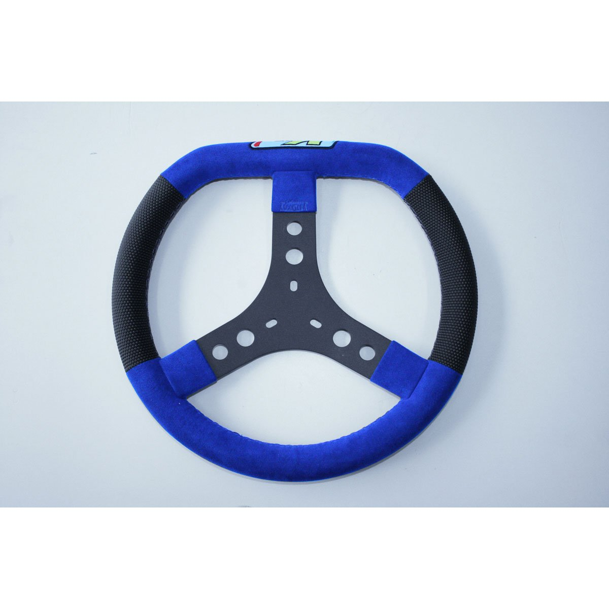 KG Steering Wheel Dieses Blue | Black