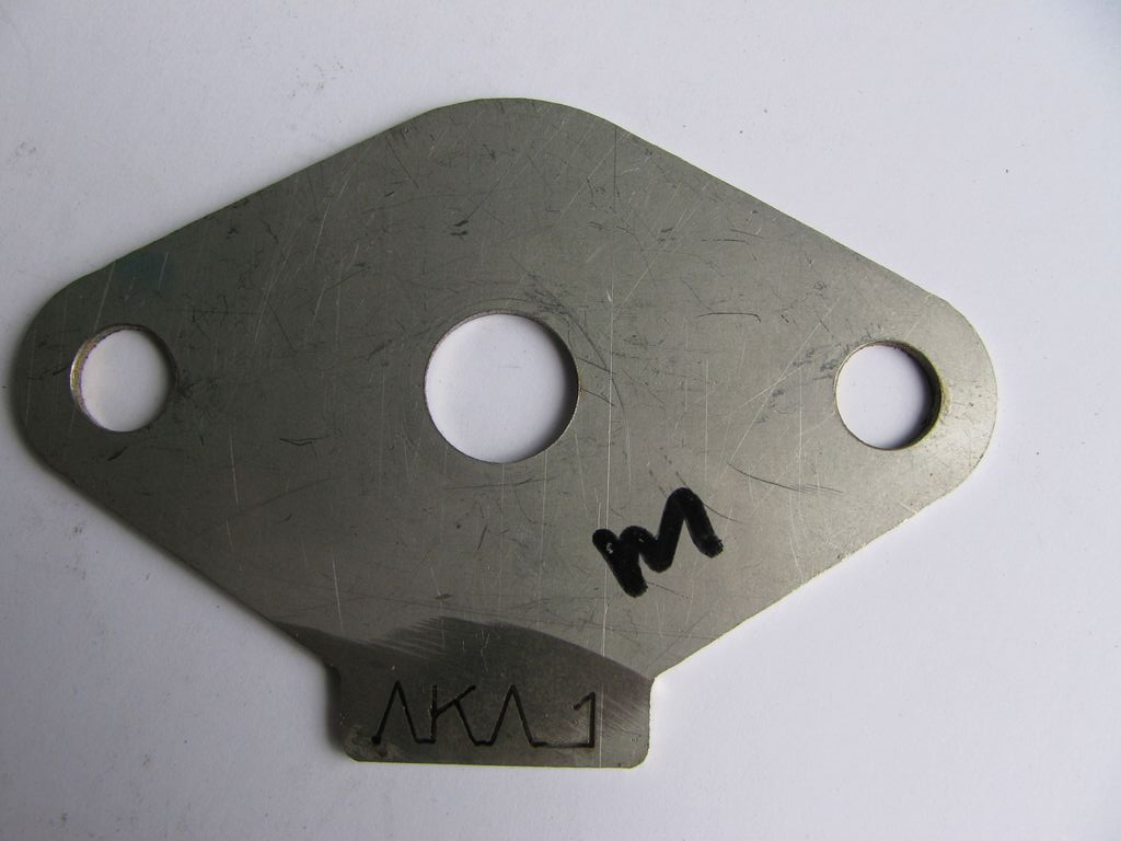 Yamaha J Rookie Restrictor Plate